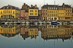 'Honfleur Evening' by Doug Ross