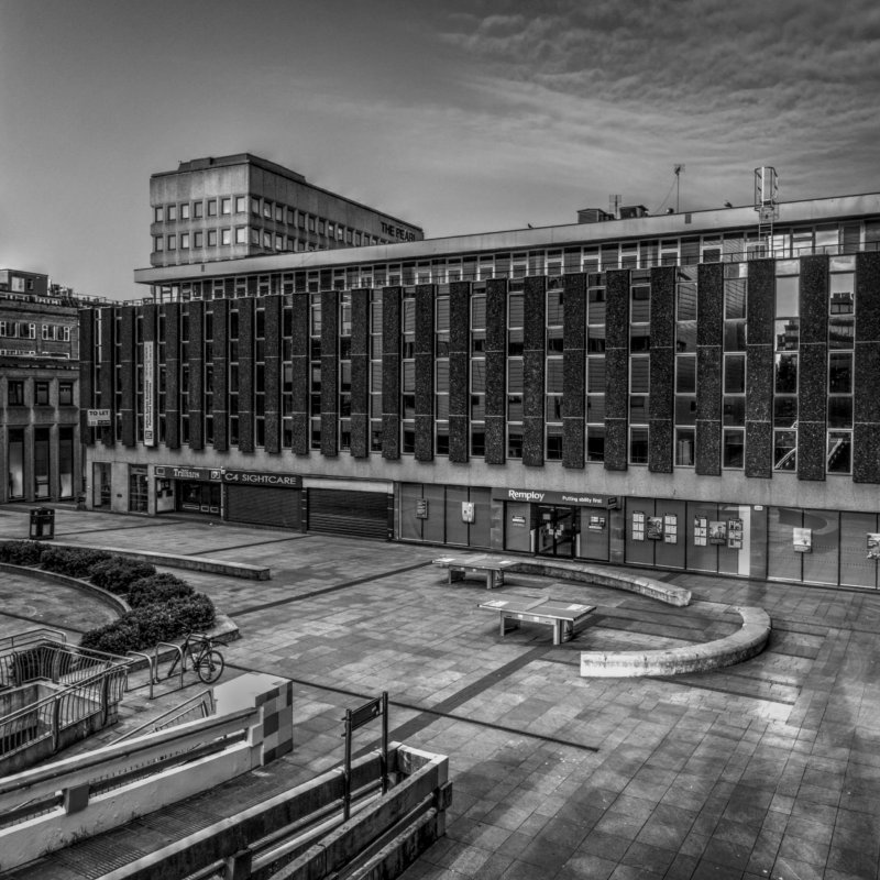 'Princess Square' by Dave Dixon LRPS